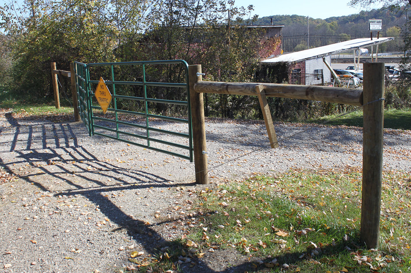 Strauss Fence Company - New Concord, Ohio - Agricultural Gates