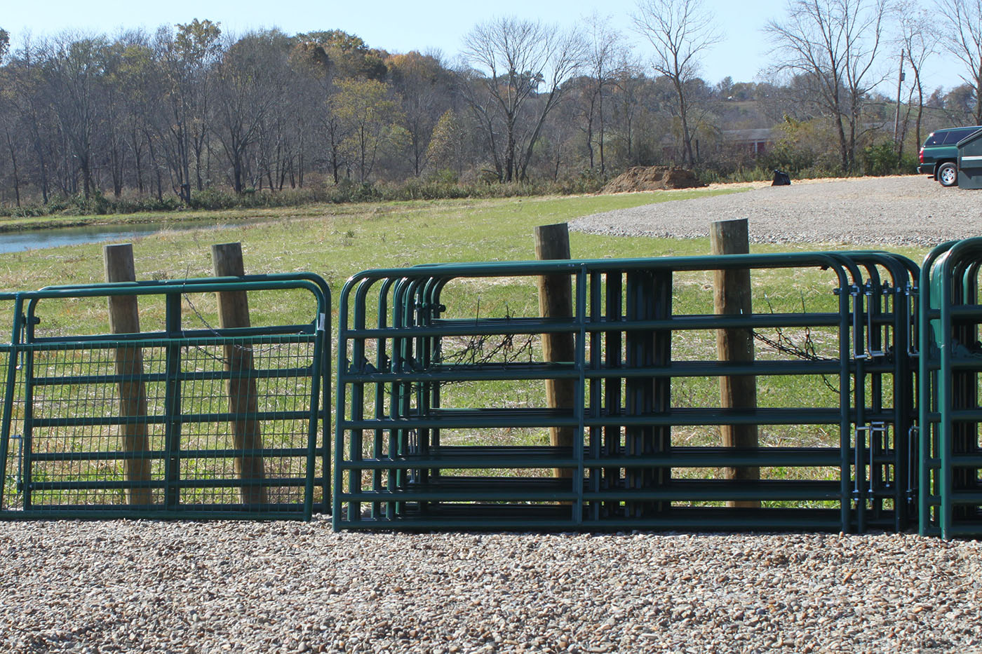 Strauss Fence Company New Concord Ohio Agricultural Gates