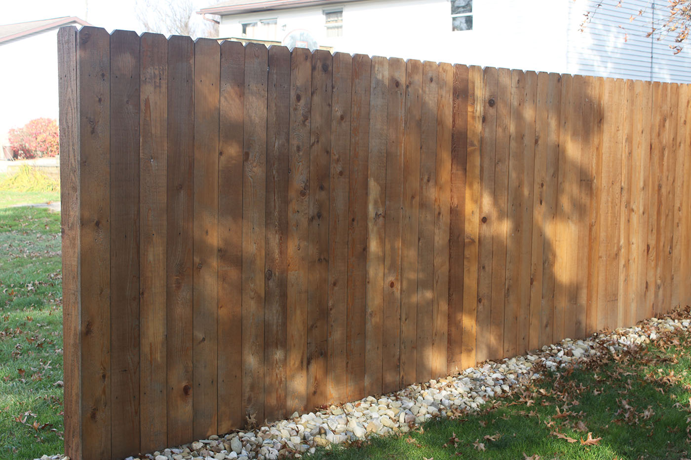 Cedar Wood Privacy Fence Custom Built Pool Fence Safety Enclosure Strauss Fence