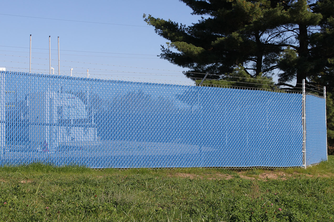 Strauss Fence Company Vinyl Colored Privacy Fence Slats
