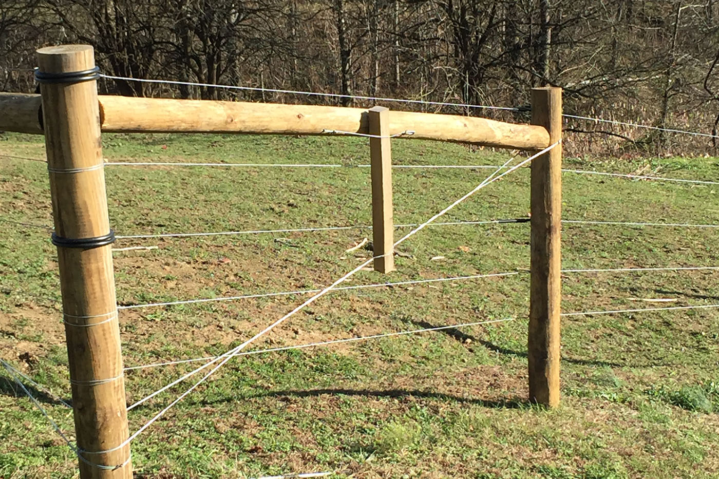 Strauss Fence Company Electric And Non High Tensile Wires