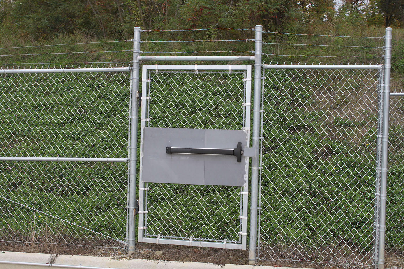 Emergency Exit Gates